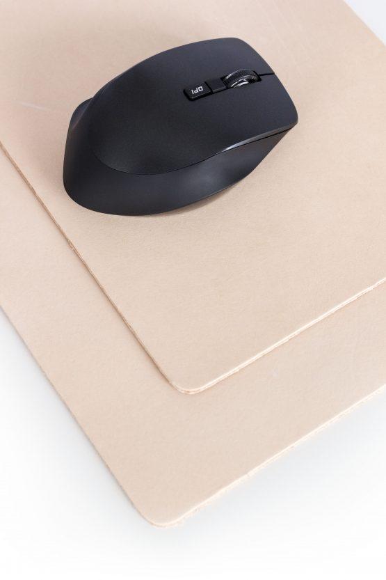 Deri mousepad