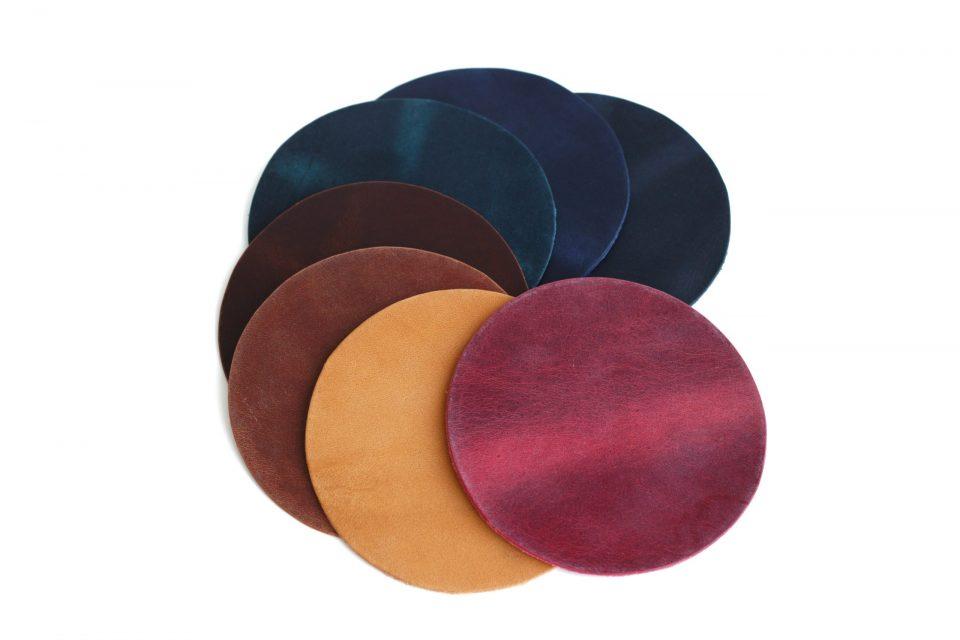 Deri Bardak Altlığı Tüm Renkler
