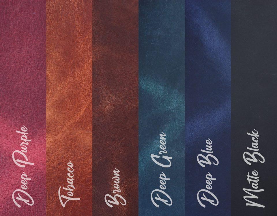 Deri Renkleri
