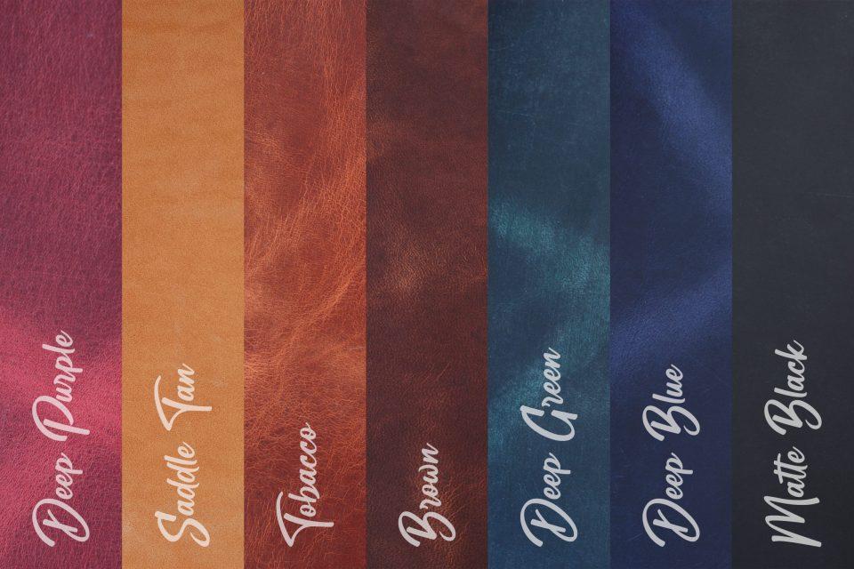 Deri Renkleri Textures